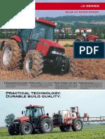 Case IH JX80- Tractor - jxplatform