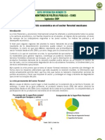 Nota 25 Crisis Economica y Sector Forestal