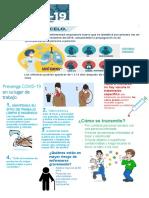afiche coronavirus