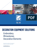 ZSK Machines Brochure
