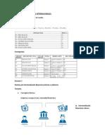 OPERACIONES FINANCIERAS INTERNACIONALES - SEMANA 1