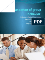 ch=9 foundation of group behaviour [Autosaved]