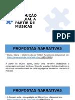 PRODUÇÃO TEXTUAL A PARTIR DE MÚSICAS.pptx