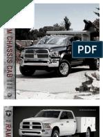 2011 Ram Chassis Cab Trucks Specs