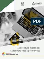La escritura mecánica- Gutenberg y los tipos móviles.pdf
