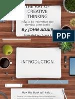 Art of Creative Thinking.pptx
