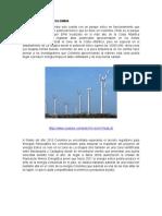 ENERGIA ELOICA EN COLOMBIA