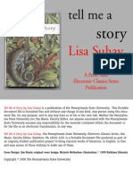Tell Me a Story (All of Volume 1 of the fables by Lisa Suhay)