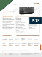 Data Sheet Generac SWE500_ES V.2018