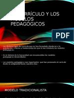 El-currículo-y-los-modelos-pedagógicos