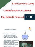 Diapositivas sobre Calderos