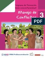 Trabajar el conflicto en aula