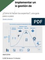▷¿cómo implementar un sistema de gestión de calidad?