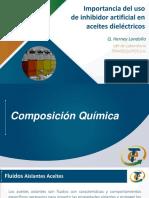 uso de inhibidor artificial en aceites dielectricos.pdf