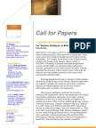 Ins Call for Papers Jan2010