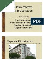 Bone Marrow Tranplantation