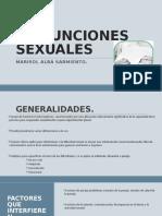 DISFUCIONES SEXUALES DSM 5