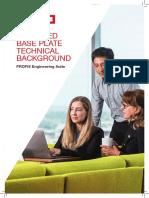 Hilti Advanced Base Plate Technical Background