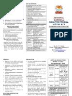 JGRV Brochure 2010-11