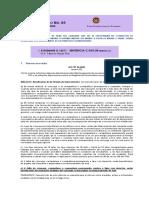 Corte Constitucional Comunicado No. 05 del 05 y 06 de febrero de 2020