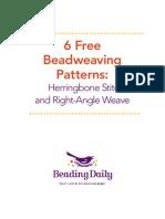 Free Bead Weaving Patterns