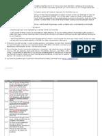 PDF Study Template