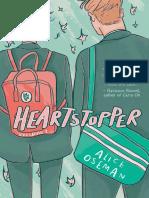 Heartstopper Volume 1 Excerpt