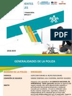 PRESENTACION POLIZA ACCIDENTES PERSONALES 2019-2020
