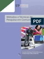 BITTENCOURT;MENDES_Métodos e Técnicas de Pesquisa em Comunicação