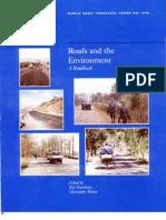 Roads and Environment - A Handbook