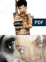 Rihanna - Digital Booklet Unapologetic
