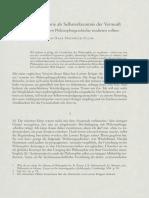 Hans Friedrich Fulda - Philosophiehistorie Als Selbsterkenntnis Der Vernunft