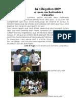 kouamb'a palabres 31 La d+®l+®gation 2009