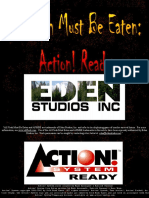 Action System - All Flesh Must Be Eaten - Zombie Game