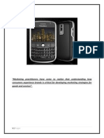 Marketing Blackberry Final