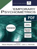 Albert Maydeu-Olivares - Contemporary Psychometrics.pdf