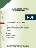 GENERALIDADES DEL SISTEMA  CARDIOVASCULAR.pptx