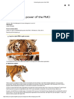 Unleashing the power of the PMO