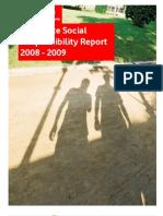 Csr Report 08-09