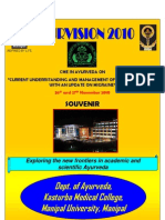 e Book Ayurvision 2010