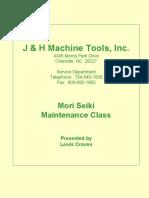 Dầu bôi trơn máy phay MORISEIKI-MAINTENANCE-CLASS.pdf