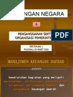 Manajemen Keuangan Daerah  1