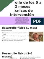 Estimulacion temprana 0-12 meses