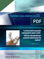 2, Pastoral a Grupos Etarios