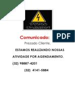 cOMUNICADO (1)