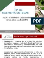 TSOR- 6 - Estructura de Organizaciones