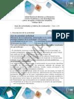 Guía de actividades y rúbrica de evaluación - Unidad 1- Paso  2 - Mi universidad.pdf