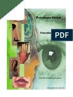 Cuestionario de Psicología Social
