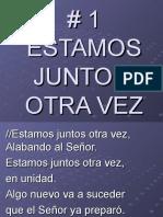 cantos 03 10 2019