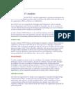 SWOT Analysis of PR